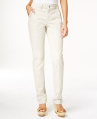 Styleandco. Style And Co. Straight Leg Khaki Cargo Pants Only At Macy's