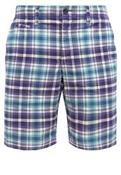Gap Shorts Spring Sky Plaid Multicoloured