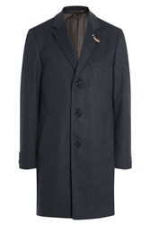 Baldessarini Coat With Wool And Cashmere Brown