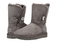 Ugg Bailey Button Bling Grey 2 Women's Boots Gray
