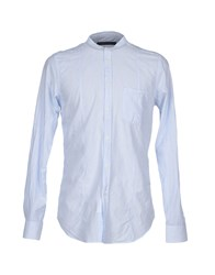 Messagerie Shirts Shirts Men Sky Blue