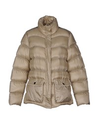 Paul And Shark Coats And Jackets Down Jackets Women Beige