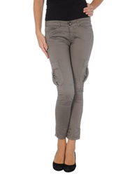 Good Mood Casual Pants Grey