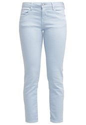 Cimarron Romy Slim Fit Jeans Sky Blue Light Blue