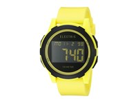 Electric Eyewear Prime Silicone Nukus Watches Yellow