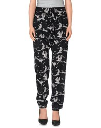 Obey Trousers Casual Trousers Women Black