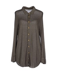 Sultan Shirts Shirts Women Khaki