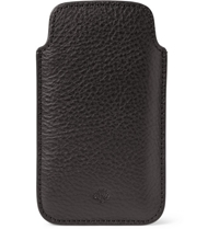 Mulberry Leather Iphone 5 Cover Mr Porter