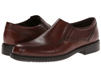 Bostonian Bardwell Step Brown Leather Men's Slip On Dress Shoes