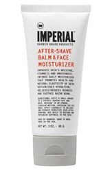 Men's Imperial Barber Grade Products After Shave Balm And Face Moisturizer