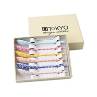 Tokyo Design Studio Starwave Spoon Gift Set Mixed Set Of 6