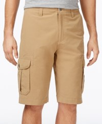 Ocean Current Men's Peached Cargo Shorts Dull Gold