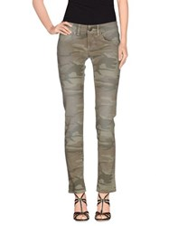 Pinko Grey Denim Denim Trousers Women
