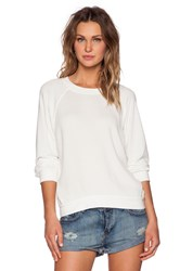 Kain Label Lizzy Sweatshirt White