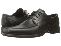 Ecco Johannesburg Tie Black Men's Shoes