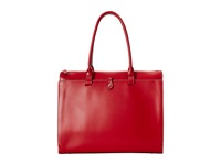 Lodis Audrey Jessica Work Satchel Red Black Satchel Handbags