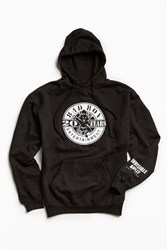 Urban Outfitters Bad Boy Records Hoodie Sweatshirt Black