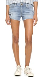 Paige Keira Shorts Aviva Destructed
