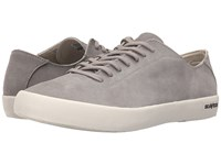 Seavees 09 60 Racquet Club Sneaker Steel Men's Lace Up Casual Shoes Silver