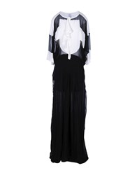 Uniqueness Dresses Long Dresses Women Black