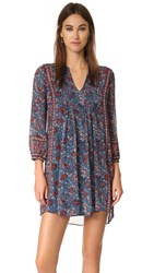 Joie Dulce Dress Deep Marine