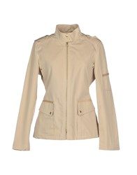 Schneiders Coats And Jackets Jackets Women Beige