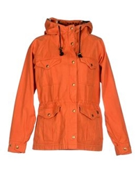 Denim And Supply Ralph Lauren Jackets Orange