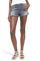Women's Hudson Jeans 'Tori' High Rise Cutoff Denim Shorts Jetty