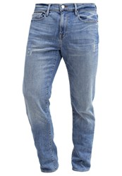 Frame Denim L'homme Straight Leg Jeans Blue Denim