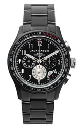 Jack Mason Brand Men's Chronograph Bracelet Watch 42Mm
