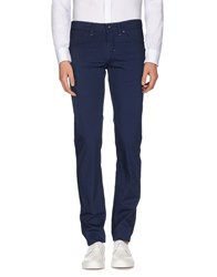 Heaven Two Trousers Casual Trousers Men Dark Blue