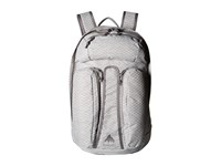 Burton Curbshark Pack Grey Heather Diamond Ripstop Day Pack Bags White