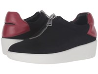 Alice Olivia Laney Black Suede Ruby Nappa Women's Shoes