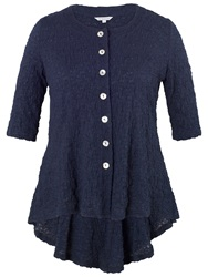 Chesca Bubble Jacket Navy