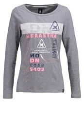 Gaastra High Tide Long Sleeved Top Grey