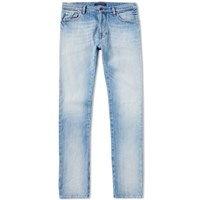 Valentino Tapered Stud Jean Blue