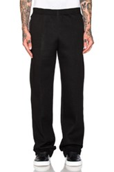 Givenchy Technical Jersey Jogging Pants In Black