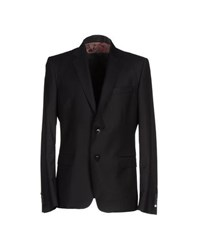 Richmond X Suits And Jackets Blazers Men Black