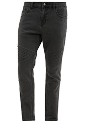 Your Turn Relaxed Fit Jeans Dark Gray