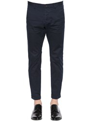 Dsquared Tidy Stretch Cotton Drill Chino Pants