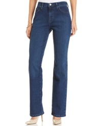 Lee Platinum Relaxed Fit Straight Leg Jeans Authentic Wash
