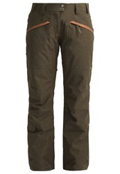 Alprausch Eutal Margrit Waterproof Trousers Olive Green