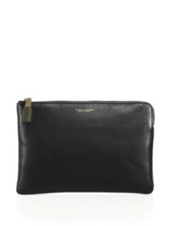 Marc Jacobs Slim Zip Pouch Military Green