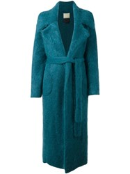 By Malene Birger 'Jovillan' Cardi Coat Blue