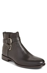 Aquatalia By Marvin K Men's Aquatalia 'Kenneth' Zip Boot Black Leather