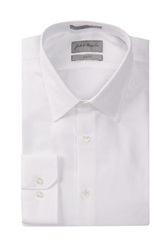 John W. Nordstrom Signature Trim Fit Dress Shirt White