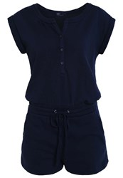 Gap Jumpsuit True Indigo Blue