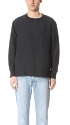 Our Legacy Sp Linen Pullover Anthracite