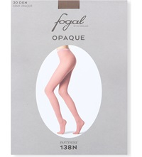 Fogal Opaque Tights Taupe