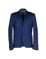 Imperial Star Imperial Suits And Jackets Blazers Men Blue